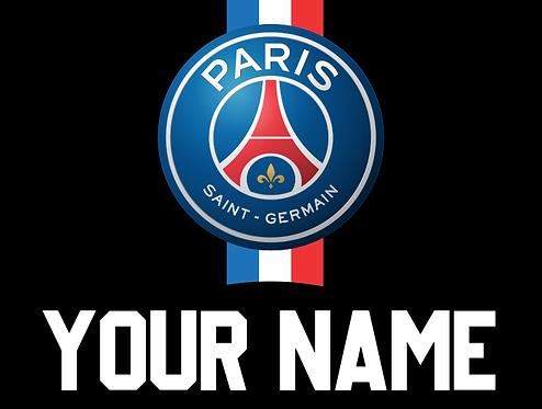 """Floor Graphic - Paris Soccer   48""""x36"""""""