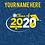 """Thumbnail: Sign - Class of 2020 18""""x24"""""""