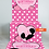 "Thumbnail: Background and table topper - Pinky Mouse 48""x84"""