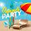 "Thumbnail: Skirt - Baby Summer 29""x96"""