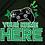 "Thumbnail: Floor Graphic - Gamer  48""x36"""