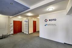 Vnitřní chodba Airport Office Centre