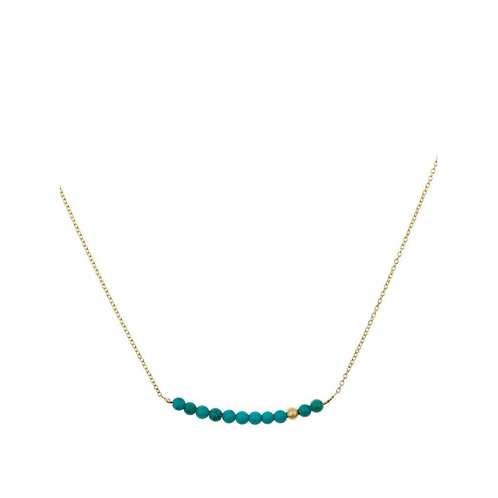 Collier TURQUOISE LINE