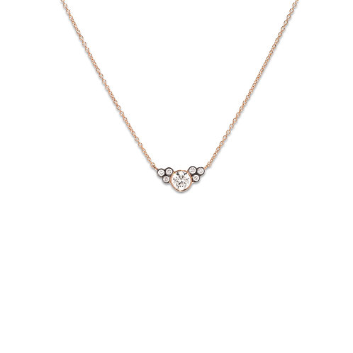 Collier LA PIERRE diamant