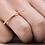 Thumbnail: Bague LINE diamants