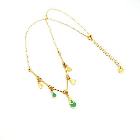 collier email tourquoise profil gaitani.