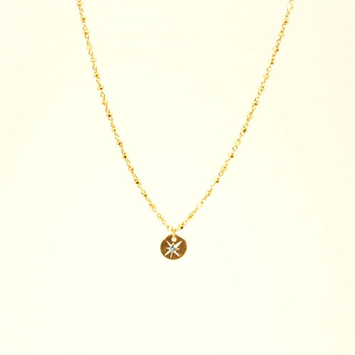 collier ASTRA médaille
