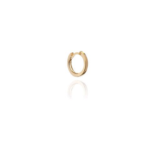 Boucle d'oreille MINI CREOLE or 18ct diamètre 0,7mm