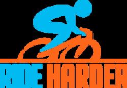 RideHarder Logo