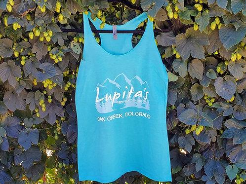 Women's Tank Tops - Tahiti Blue