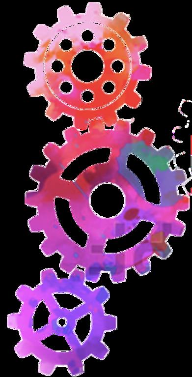 Rouages couleurs