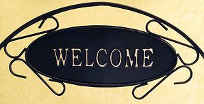 Welcome, bienvenue