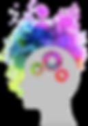 Logo cerveau rouages