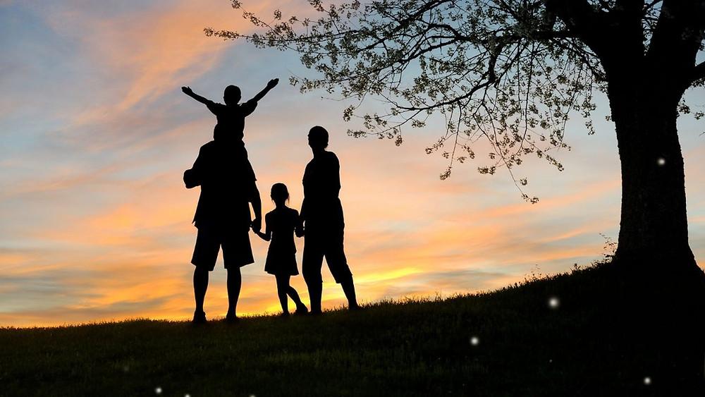 ontario foster parents sunset