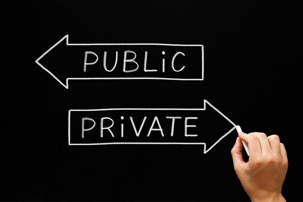 Private vs Public Foster Care
