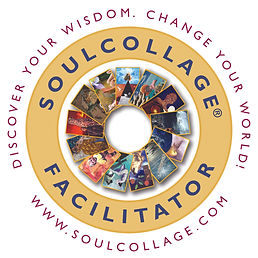 Teresa Barrett, MA, LPC, ATR is a SoulCollage Certified Facilitator