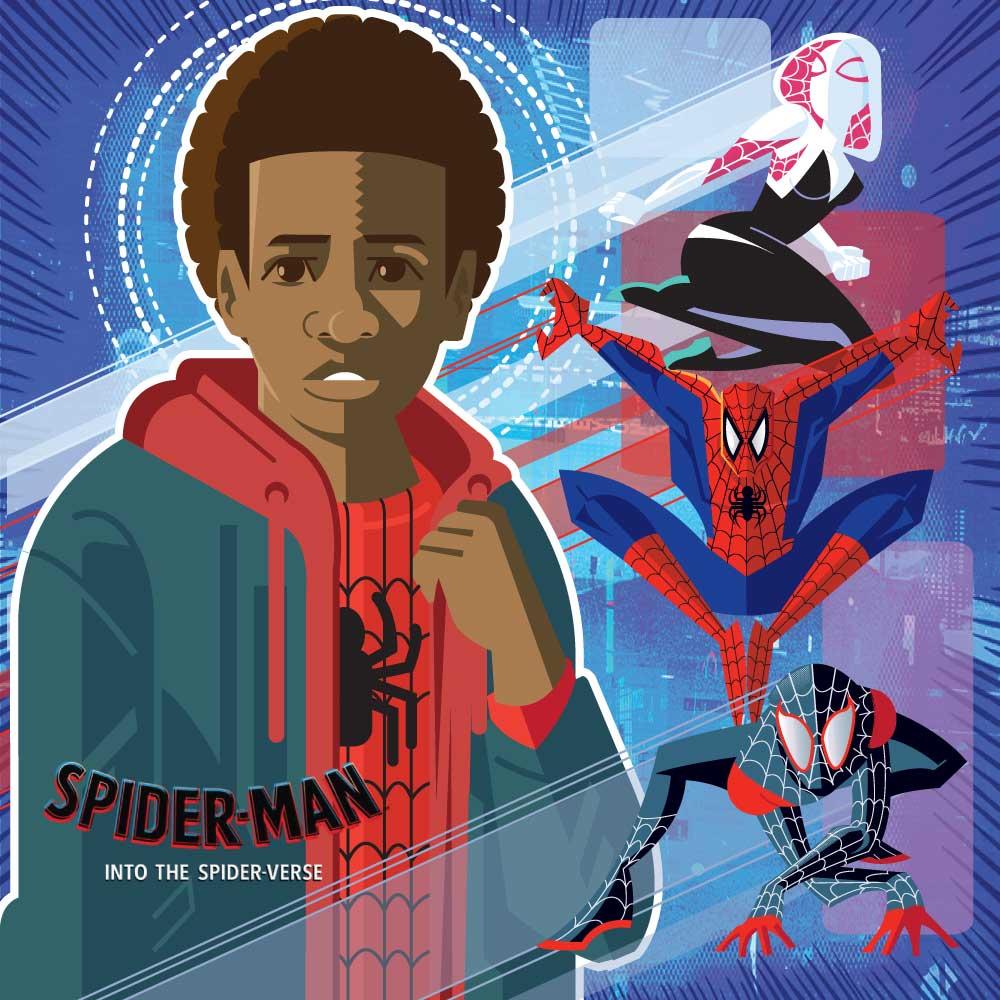 Spider-Man: SpiderVerse
