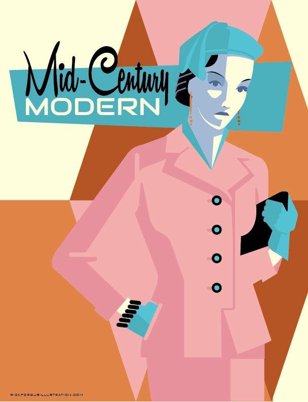 mid century 1
