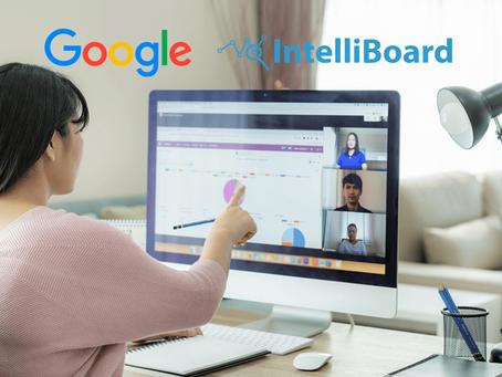 IntelliBoard é selecionada para o Google Growth Lab 2021
