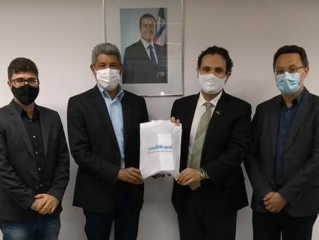 Tec Educacional e IntelliBoard realizam reunião com representantes do estado da Bahia