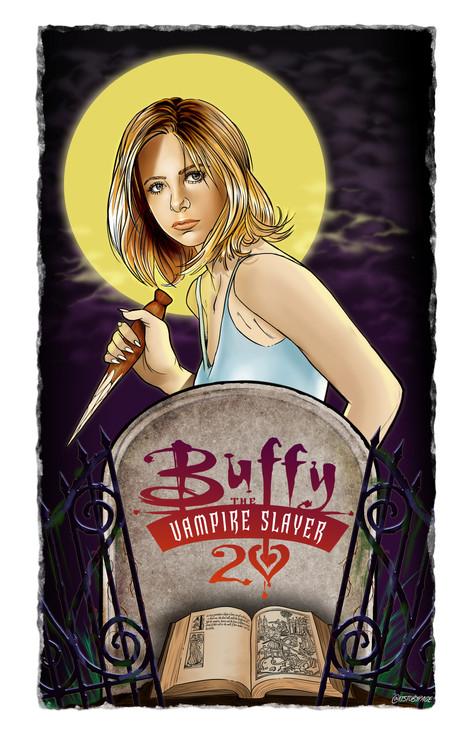 Buffy Slays 20,Digital
