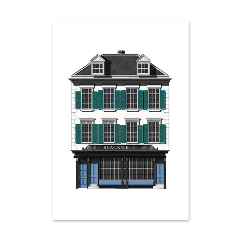 Blackwells Bookshop, Oxford