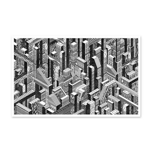 Untitled (Cityscape I)
