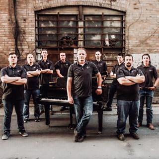 The Piano Tek Team