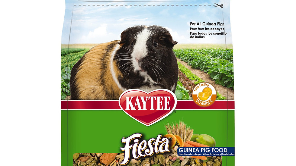 Kaytee Fiesta Guinea Pig Food 2.5lb