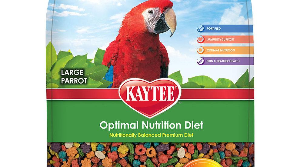 Kaytee Lg Parrot Diet 4lb