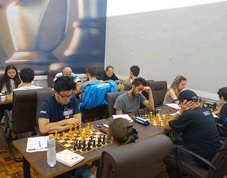 Campeonato de Xadrez ECP - SP - foto por