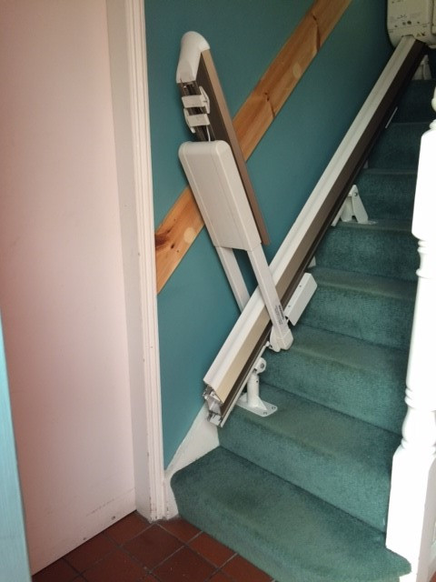 reconditioned stannah stairlift