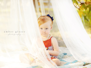 Sweet Lennon | Autumn Evening Session | Two Years Old