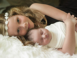 Lacey   Newborn   Lifestyle   Siblings