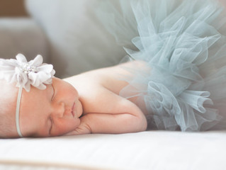 Rowan | Baby Girl | Newborn | At Home | Lifestyle