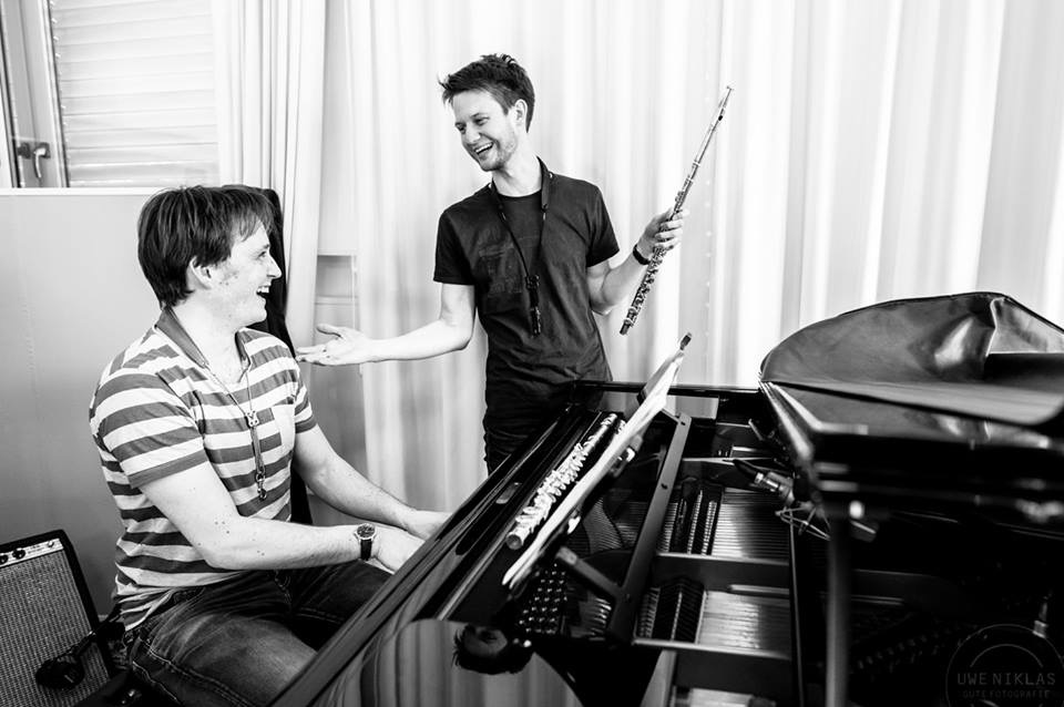 Markus Harm & Alex Bühl