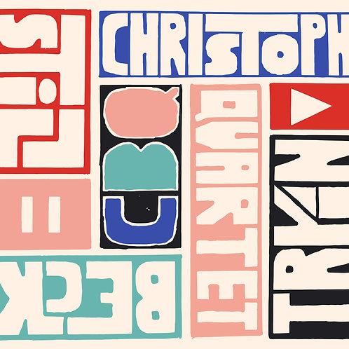 "Christoph Beck Quartet: ""Still Tryin'"""