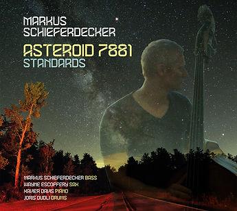 Cover Markus Schieferdecker - Asteroid 7