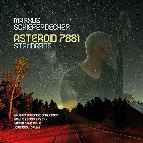 """Markus Schieferdecker: """"Asteroid 7881, Standards"""""""