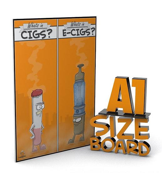 What's in Cigs & E-Cigs? (Tobacco)