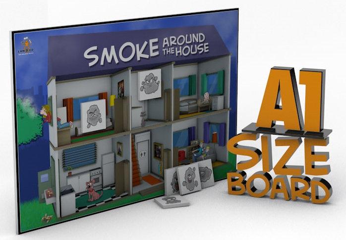 Smoke Around The House (Tobacco)