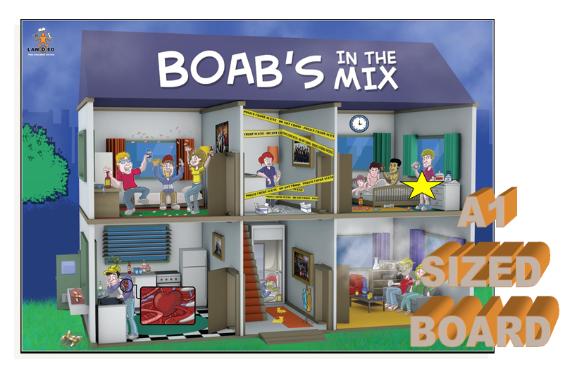 Boab's In The Mix (Drugs)