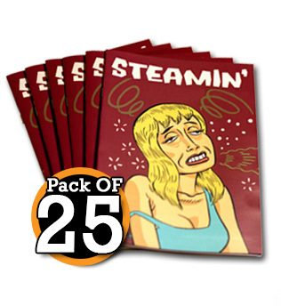 Steamin' Booklets