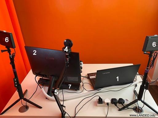 Our Online Workshop Equipment