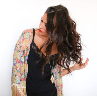 Ensaio de Beleza para Melissa Estellita