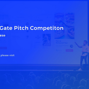 Dragons' Gate Pitch Competition 龙门创业小赛