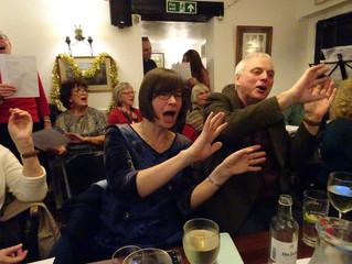 Choir Christmas Party