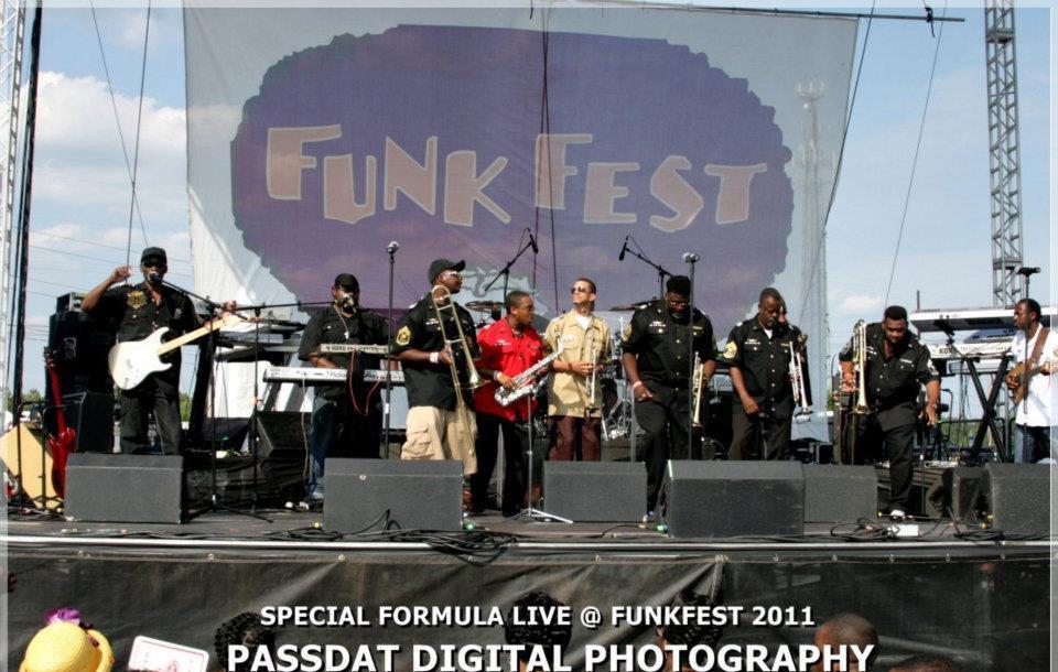 Special Formula Band