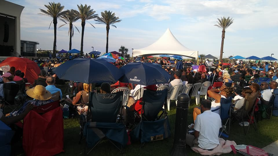 JAX BEACH Jazz Fest.