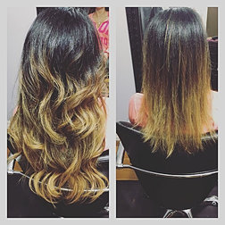 Hairextensionsbyjess photo gallery before and after ombr color and fusion hair extensions fusion hairextensions hairextensionspecia pmusecretfo Choice Image